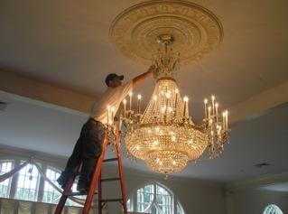 Larrys window cleaningchandelier cleaning larrys window cleaning chandelier mozeypictures Gallery
